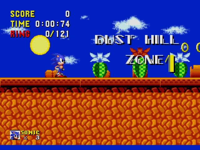 Sonic the Hedgehog 2 (World) (Beta) (Simon Wai) [Hack by Esrael v0